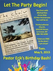 Pastor Erik Bday Bash 1